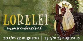 lorelei festival wie ben ik in de liefde